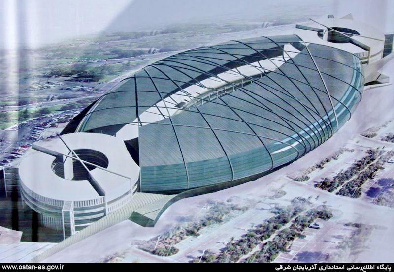 تبریز شهر آرزوها - خودروآغاز عملیات اجرایی بزرگترین مجتمع خرید و فروش خودرو در تبریز